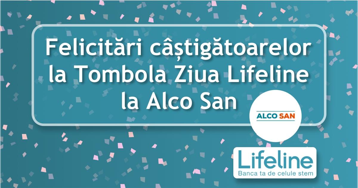 Ziua Lifeline - Alco San