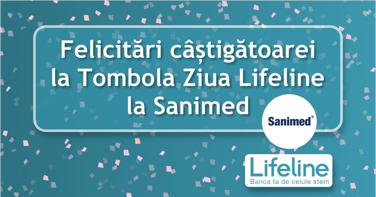 Ziua Lifeline - Sanimed
