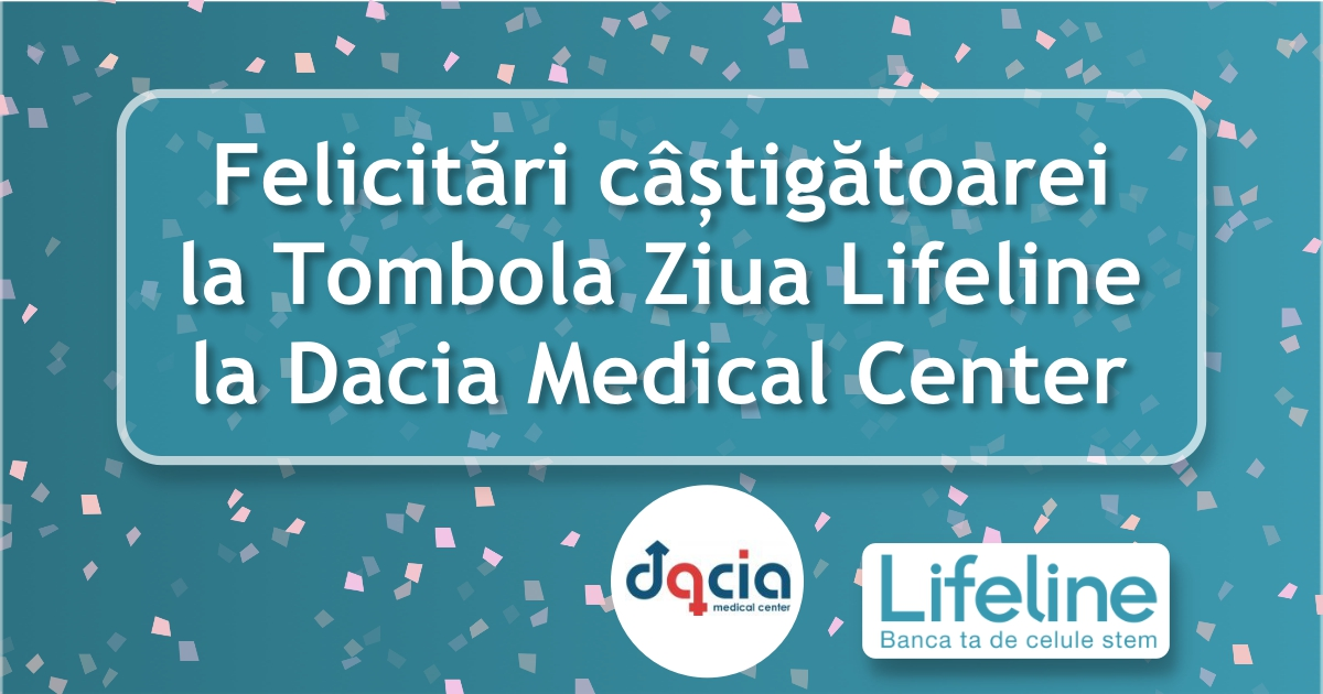 Ziua Lifeline - Dacia Medical Center